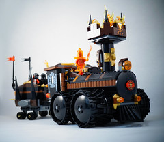 Flama's Locomotive of Doom
