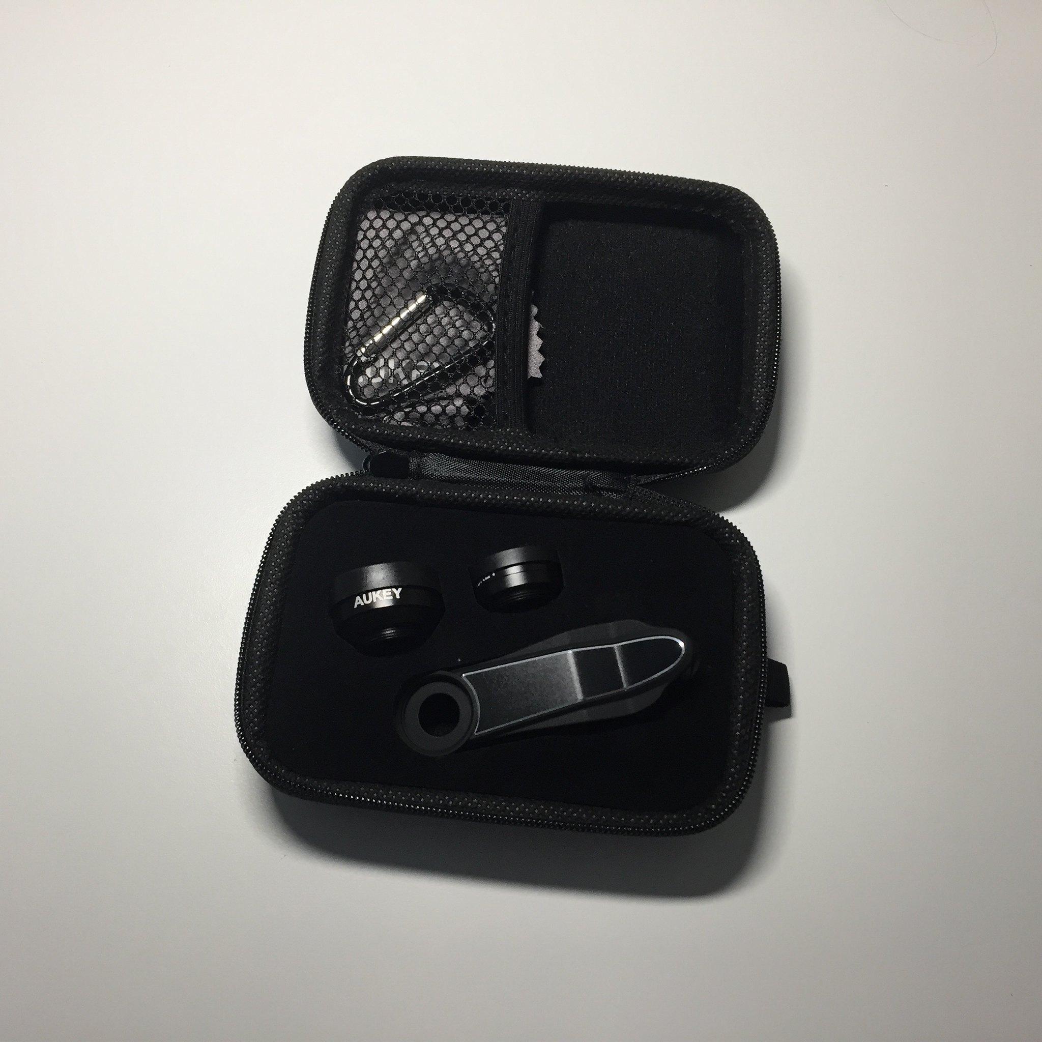 20170719 Test 3 lentilles AUKEY 4