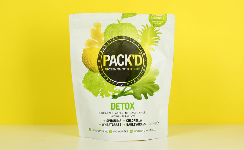 Packd Detox Smoothie