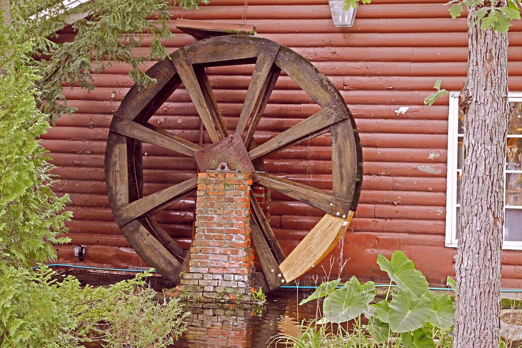 Water Wheel 001
