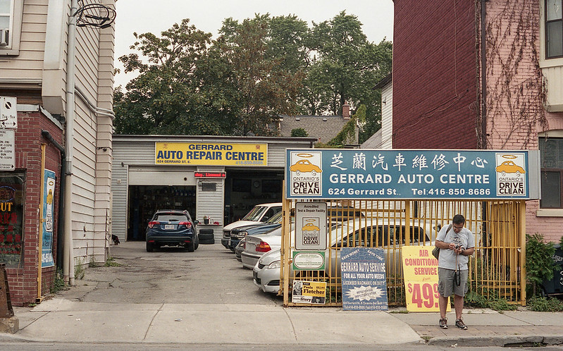 Gerrard Auto Centre and Photographer