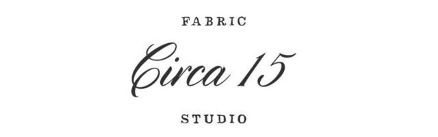 Circa 15 Fabric Studio Banner