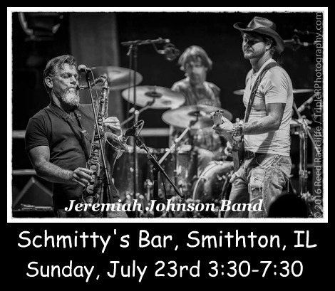 Jeremiah Johnson Band 7-23-17