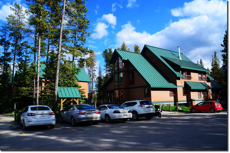 HI-Lake Louise Alpine Centre (Canadian Alpine Centre International Hostel) 2
