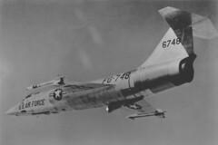 F-104A Starfighter s/n 56-0748