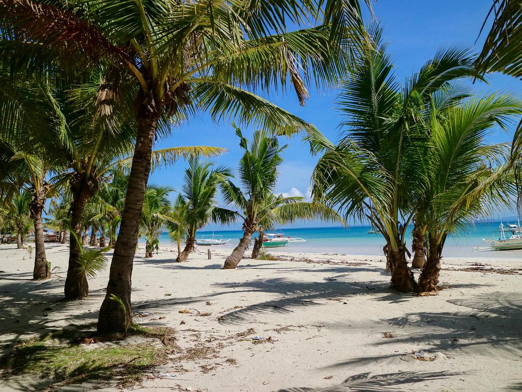 Sugar beach en Bantayan