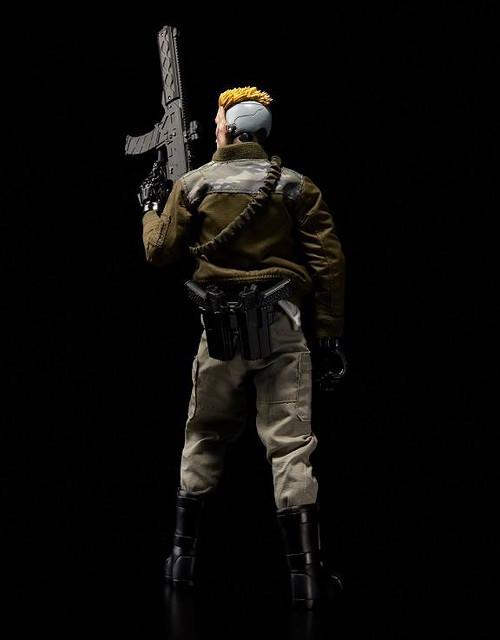 夢幻的三方聯名!BAIT × 1000toys × Alpha Industries 「G.I. JOE 公爵」L-2B SCOUT 外套 & 12吋人偶