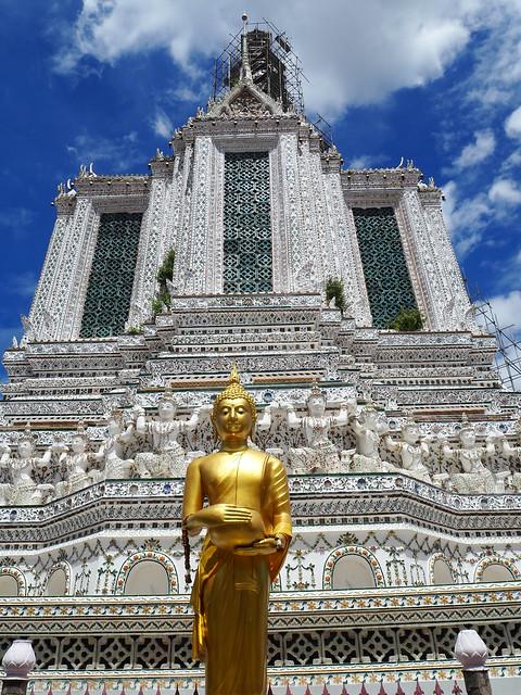 P6233150 ワット・アルン(暁の寺/Wat Arun) バンコク3大寺院 bangkok thailand