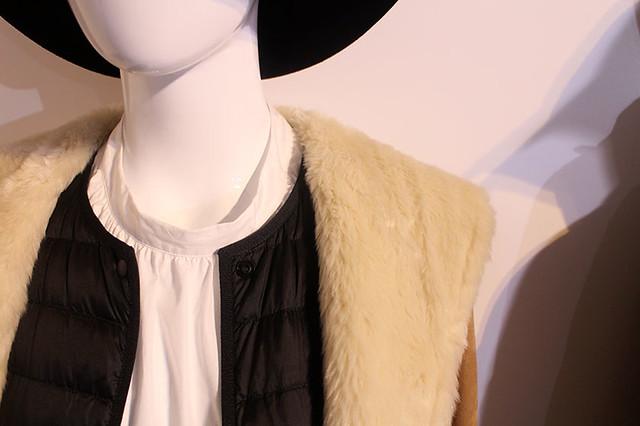 Uniqlo Fall Winter 2017 Fashion Style Duane Bacon Faux Fur Vest