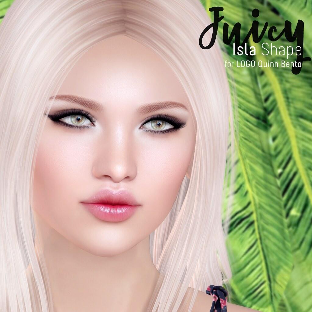 Juicy - Isla // LOGO Quinn Bento Shape