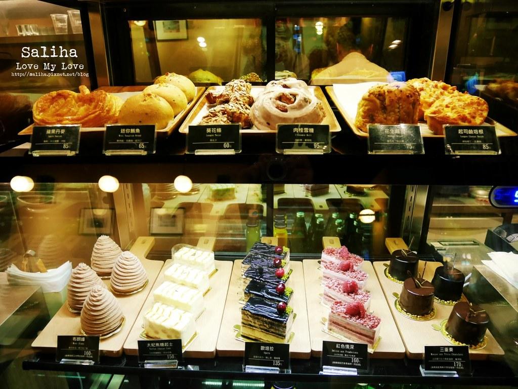 台北東區不限時下午茶咖啡館餐廳推薦上島咖啡 (7)