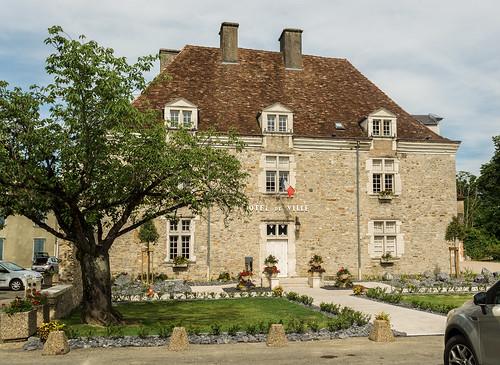 L'Hôtel de Ville de l'Avant