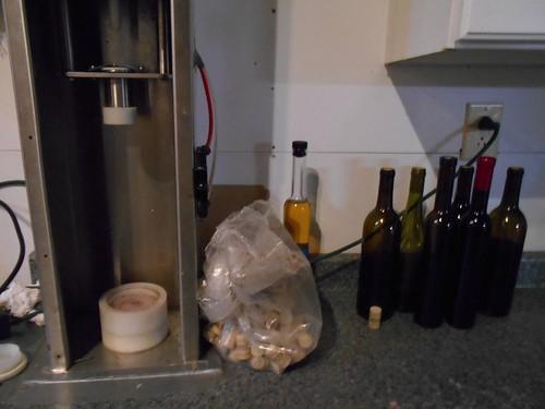 corking machine