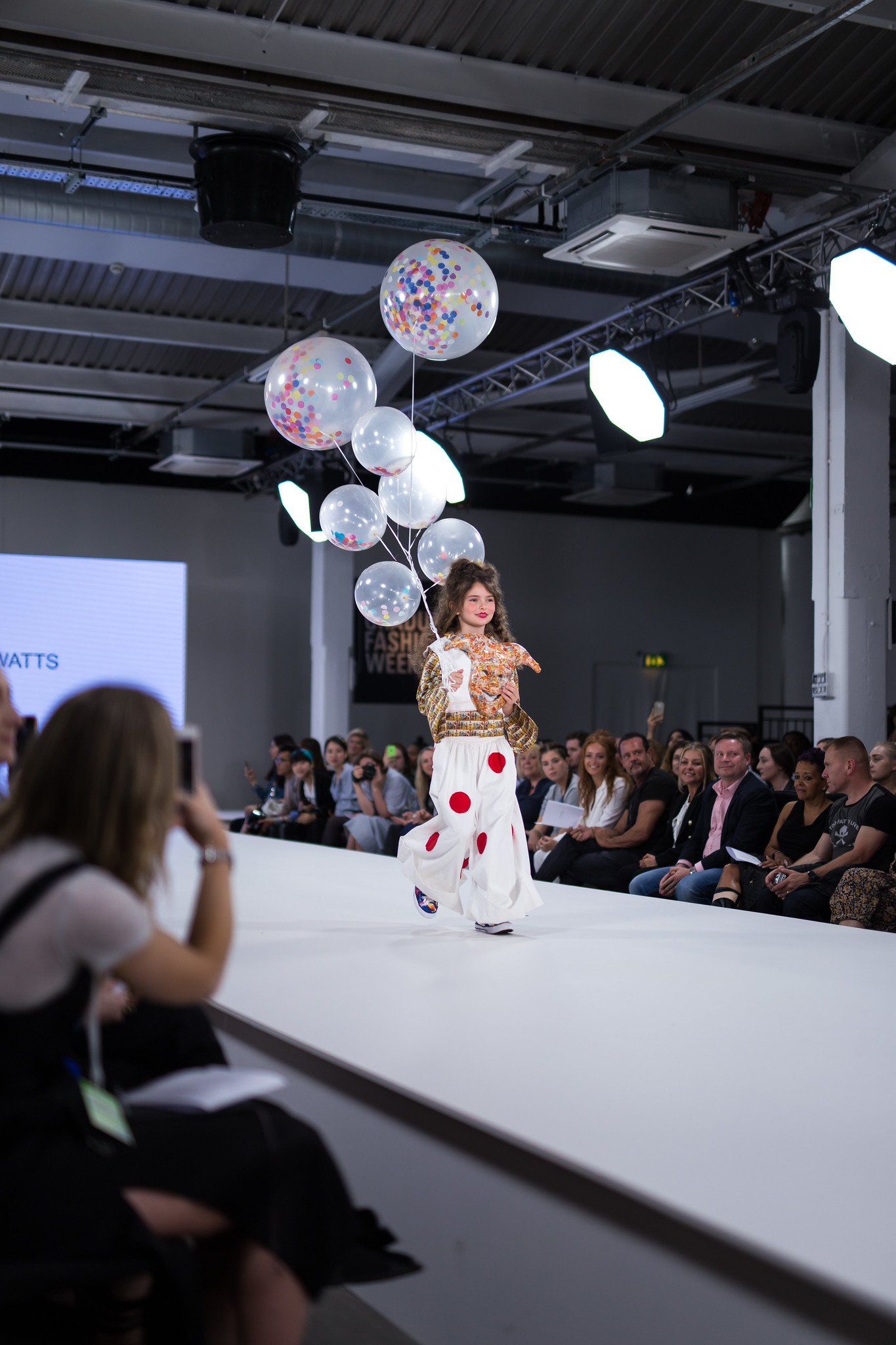 University of Salford, Graduate Fashion Week