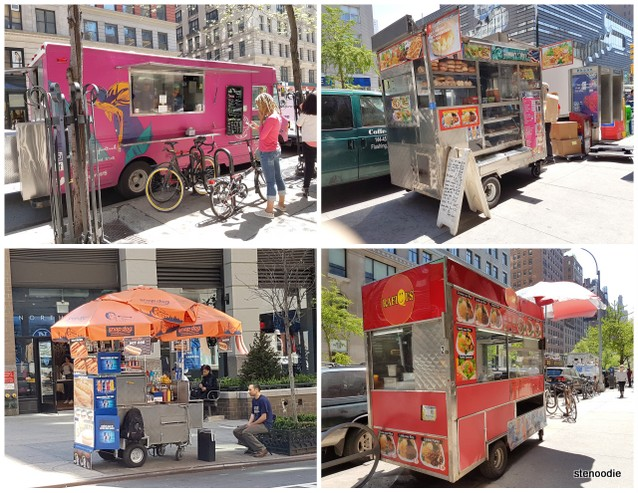 food trucks in New York
