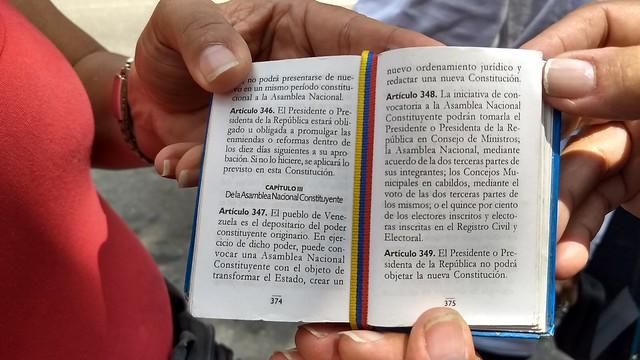 Movimentos populares e sociedade civil criam Comitê pela Paz na Venezuela