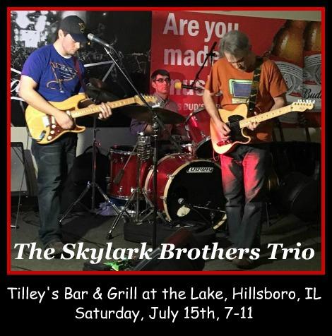 The Skylark Brothers Trio 7-15-17