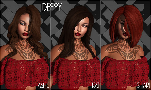 Decoy - Hair Fair 2017