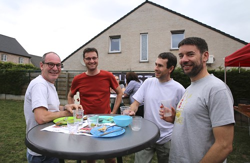 Buurtfeest 2017 - De Vier Vaantjes Leuven
