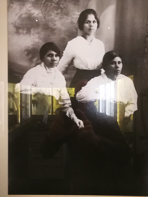 Katie Lilly and Clara Williams