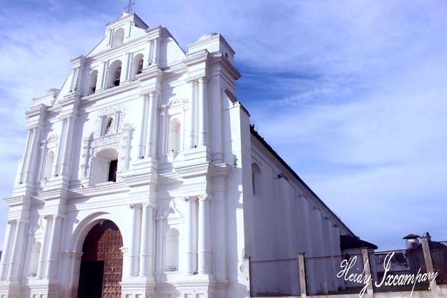 Iglesia de San Cristóbal Totonicapán. #sancristobaltotonicapan #maravillasdeguatemala #church #iglesiacatolica #guatemala