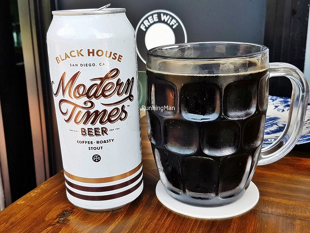 Beer Modern Times Black House