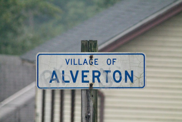Header of alverton