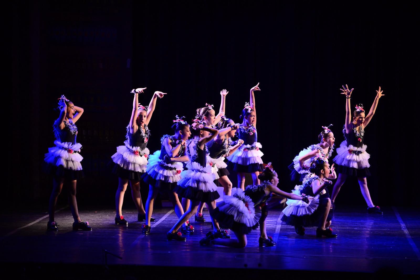 Tarde dos Campeões Meia Ponto 24.07.2017 - 35º Festival de Dança de Joinville