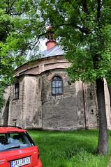Otovice, Church of St.Barbra
