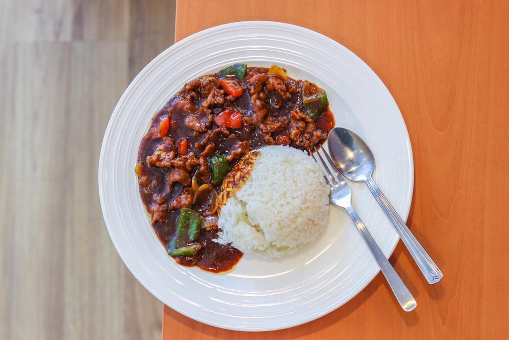 NUS Food Store: Fiesta Restaurant