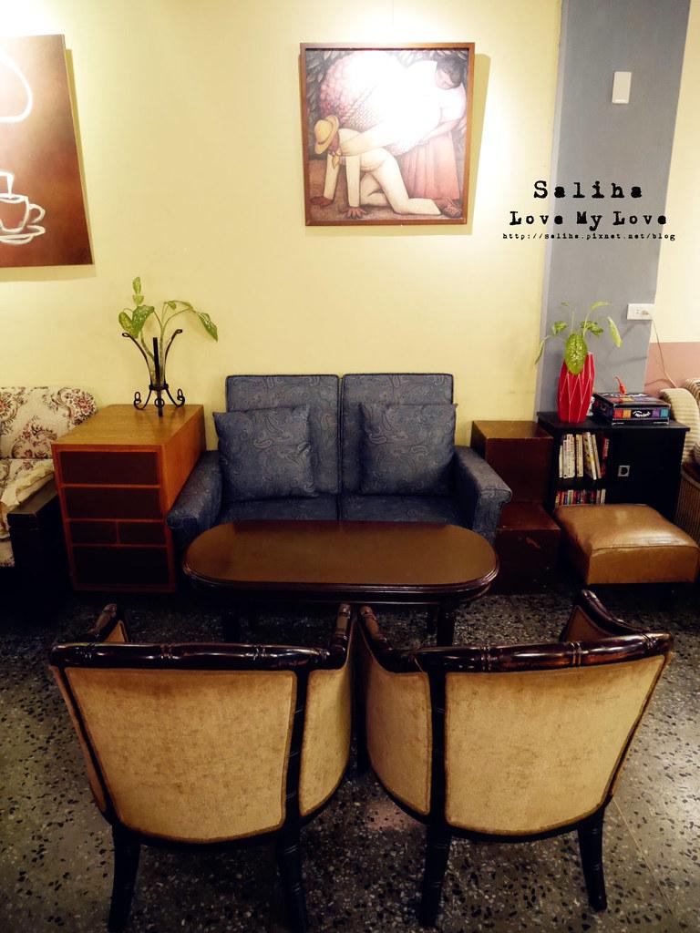 台北市中山區中山北路Orange公寓咖啡館 (4)