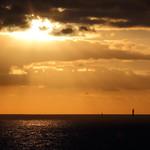 14. Juuli 2017 - 21:32 - Coucher de soleil sur Saint-Malo
