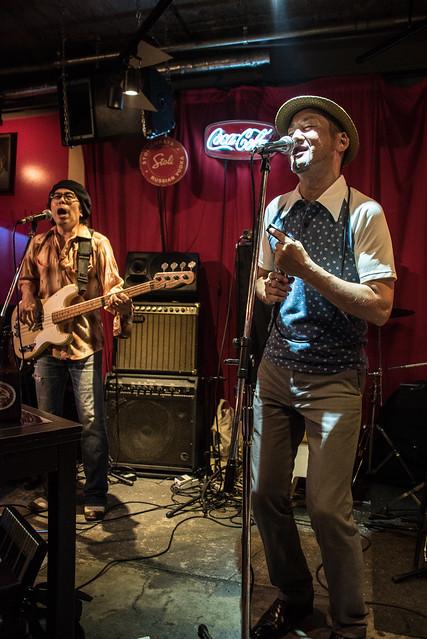 the AstroBluenauts live at Terraplane, Tokyo, 28 Jul 2017 -00313