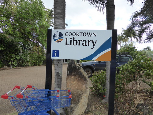 Cooktown Library, Queensland