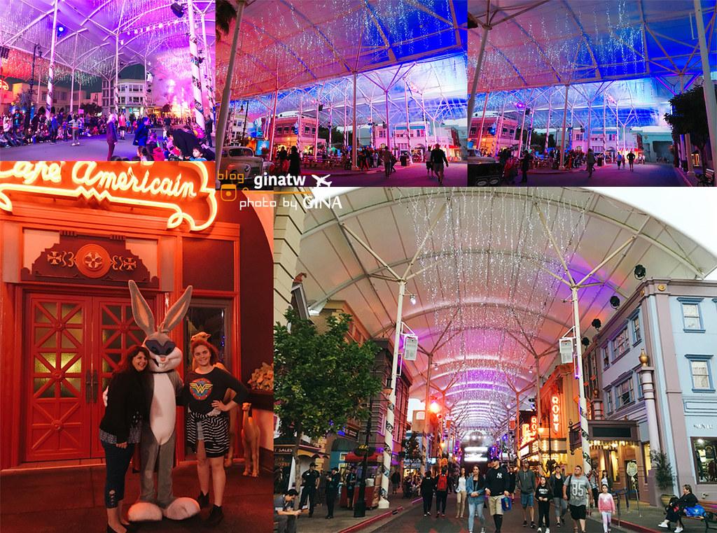 【黃金海岸樂園】澳洲昆士蘭|華納兄弟電影世界攻略 (Warner Bros Movie World)小孩的遊戲天堂|走進電影人物街道 @GINA LIN