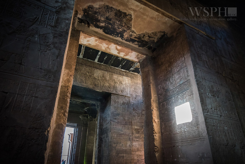 170602馬車體驗+荷魯斯神殿(埃德富神廟) Temple of Horus