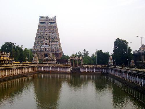 चिदम्बरम मन्दिर शिव गंगा तालाब
