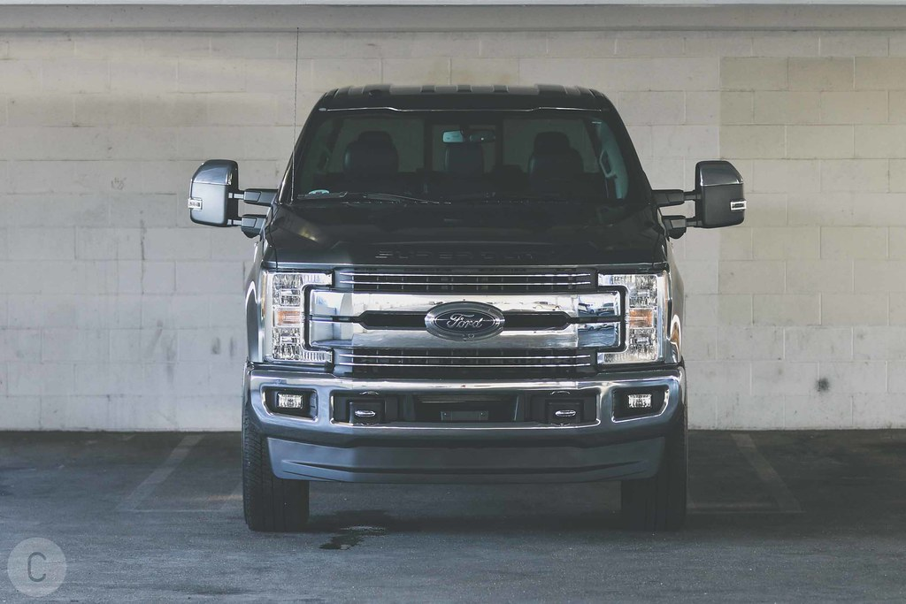 2017 Ford F-250 4×4 Super Duty is in the CF Garage