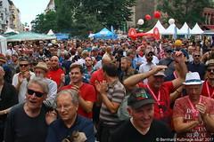 Europa, Deutschland, Berlin, Sch�neberg, Motzstra�enkiez, Eisenacher Stra�e, Lesbisch-schwules Stadtfest 2017