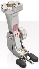 Bernina button sew on presser foot