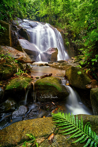 waterfall gombak selangor nisi batis zeiss sony a7rii ilce7rm2 hdr frozenlite slowshutter longexposure silky