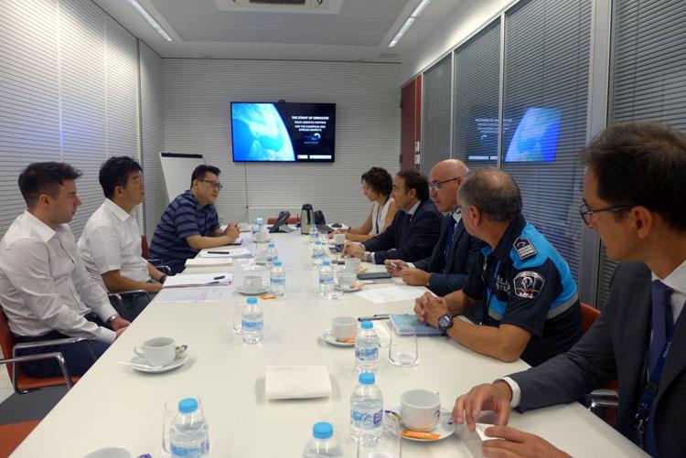 Reunión APBA- Ministerio Océanos Corea1