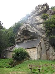 La chapelle de St-Gildas, Bieuzy, Morbihan, Bretagne
