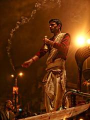 Varanasi - Puja