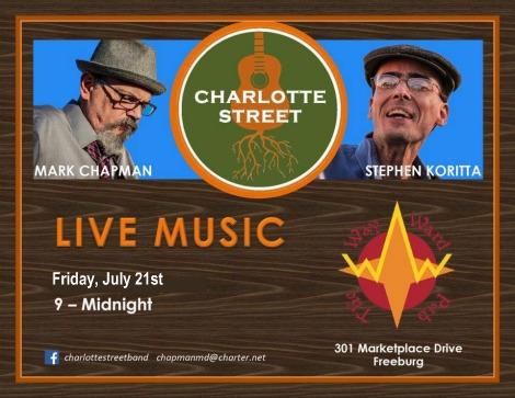Charlotte Street 7-21-17