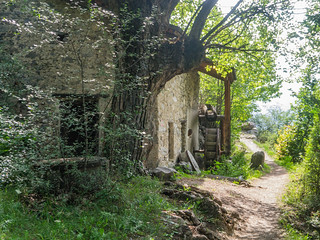 Gungghofer-Mühle am Zaalwaal