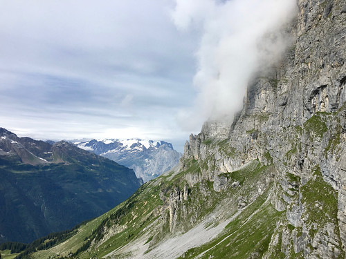 tälli klettersteig berge 2017