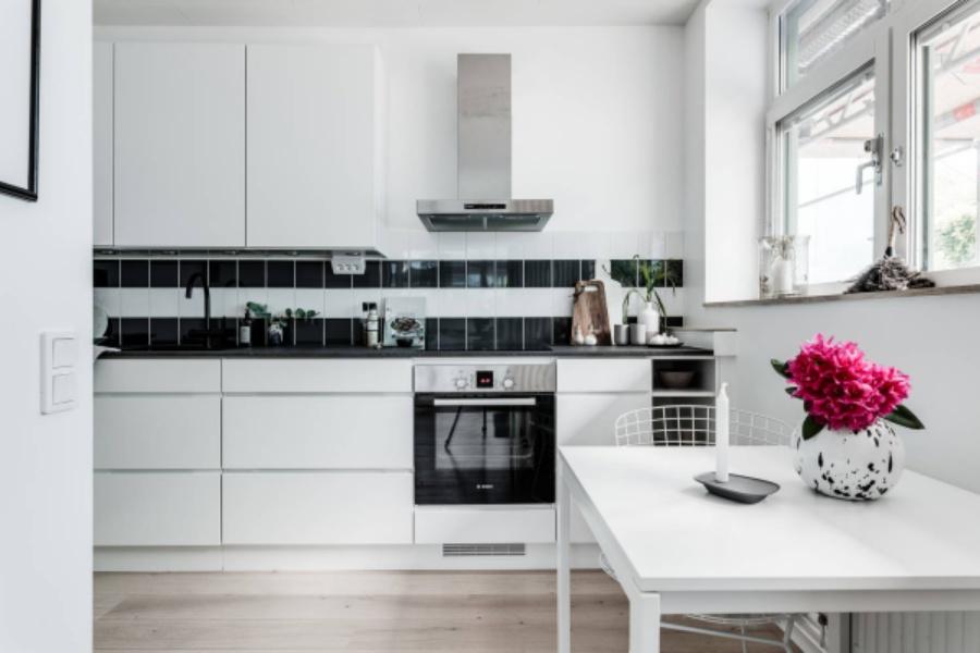 Simple but Stylish Minimal Scandinavian Home