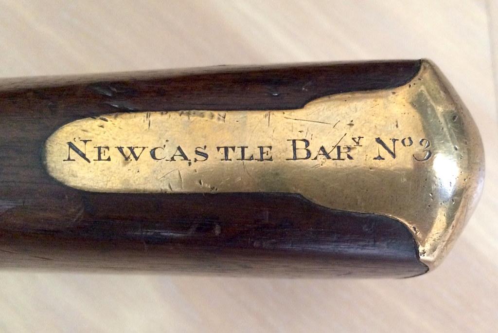 A Irish Police Flintlock Carbine, by John Rigby & Son