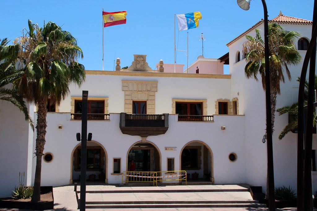 Puerto del rosario fuerteventura isole canarie tripcarta - Vivienda puerto del rosario ...